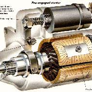 Starterių ir generatorių remontas